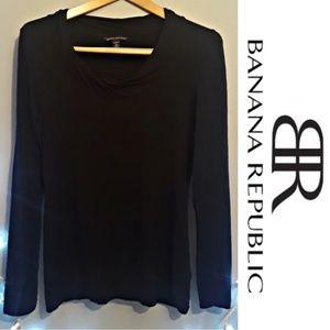 Long sleeve Bannana Republic top
